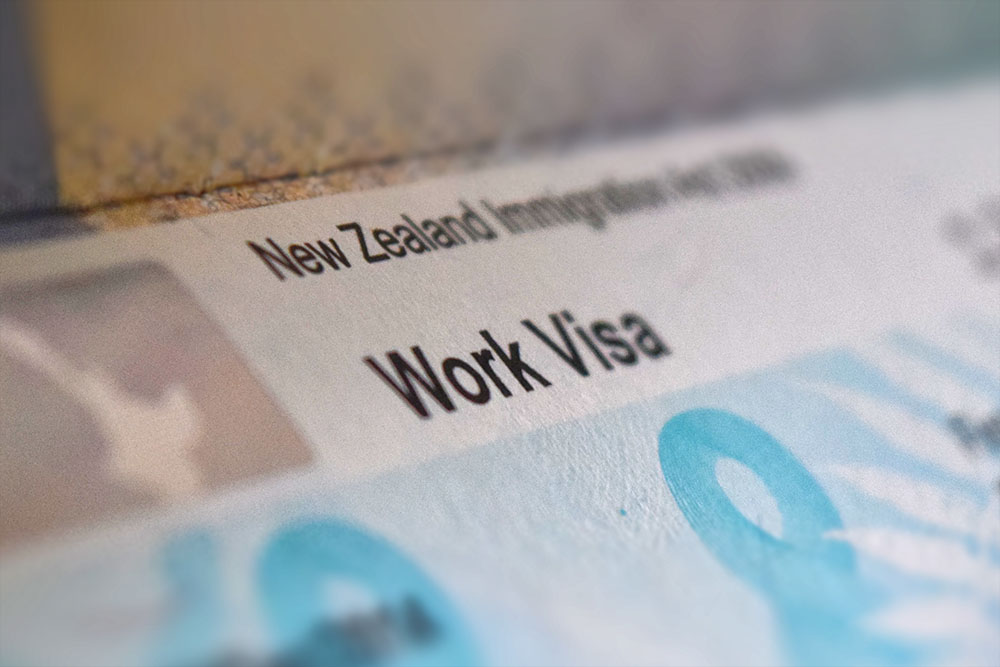 working visa
