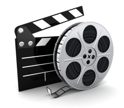 movie roll