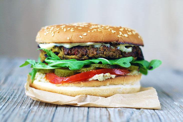 good vegan burger