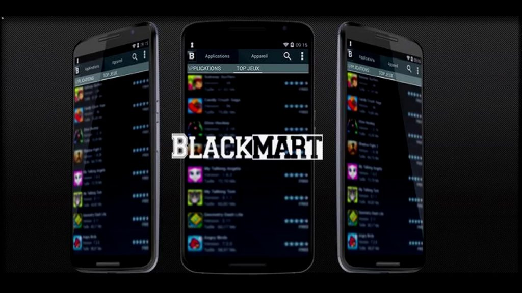 Blackmart APK for android