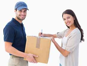 choosing international courier
