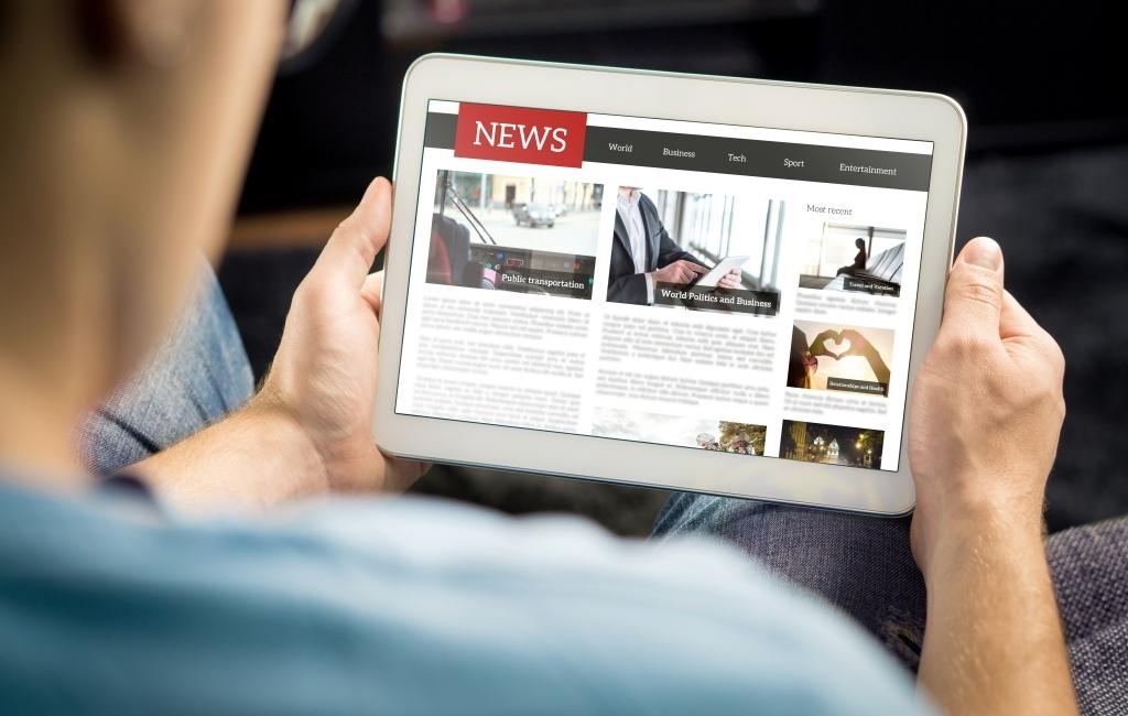 online news forum